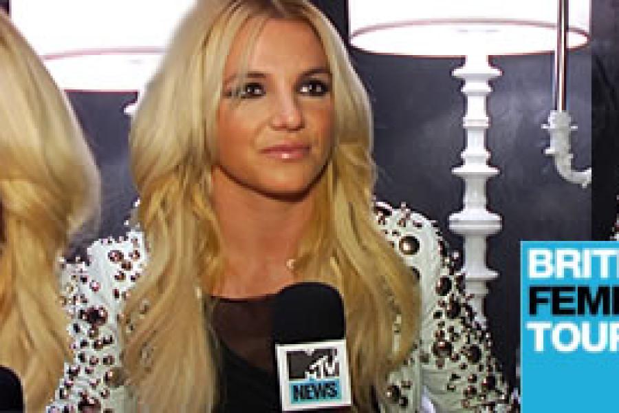 Mtv   Britney e il tour Femme Fatale
