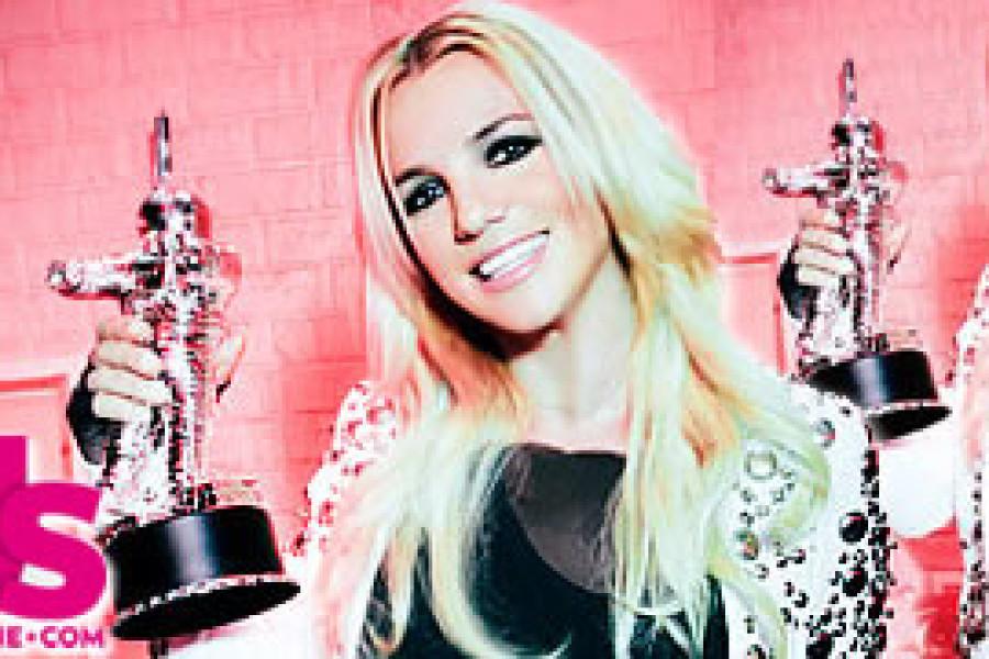 UsMag: Britney pronta per i VMA's