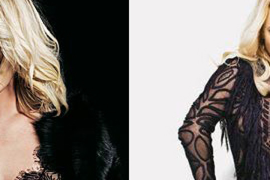 Britney Spears per Glamour Uk