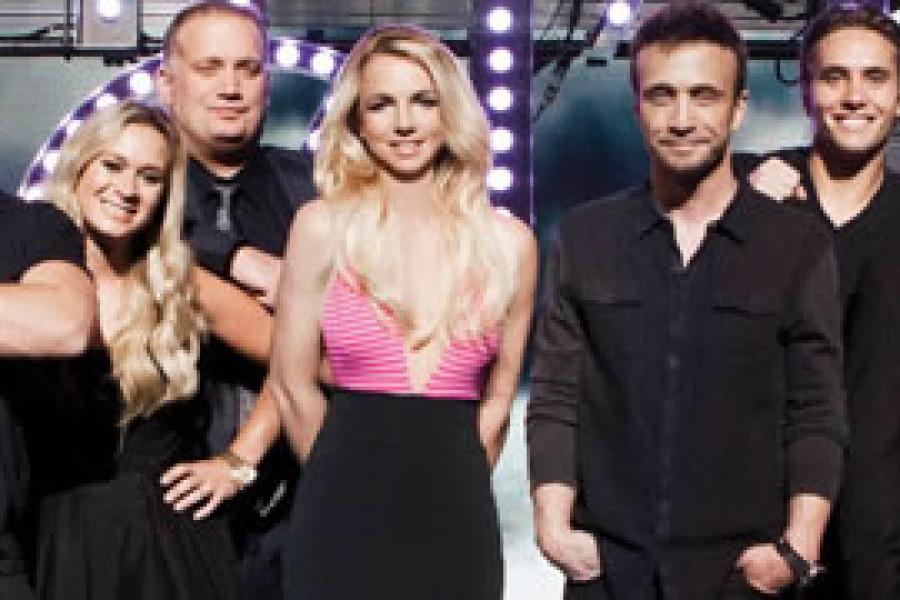 Britney su VMagazine di gennaio
