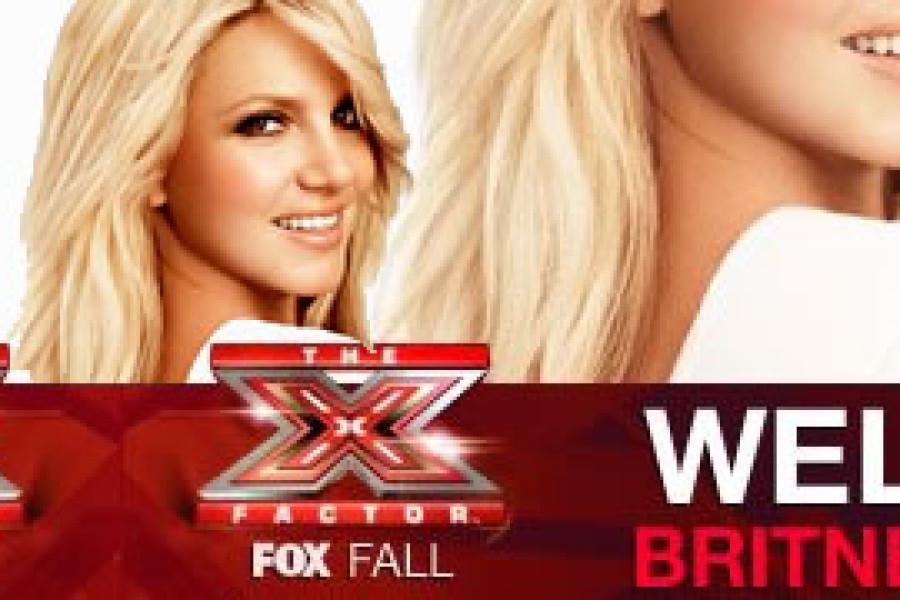 Britney, giudice di X FACTOR USA