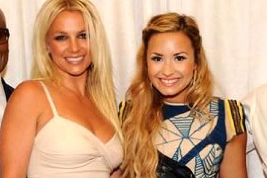 Tgcom | Demi Lovato & Britney