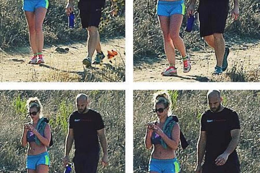 10/12 Trekking per Britney