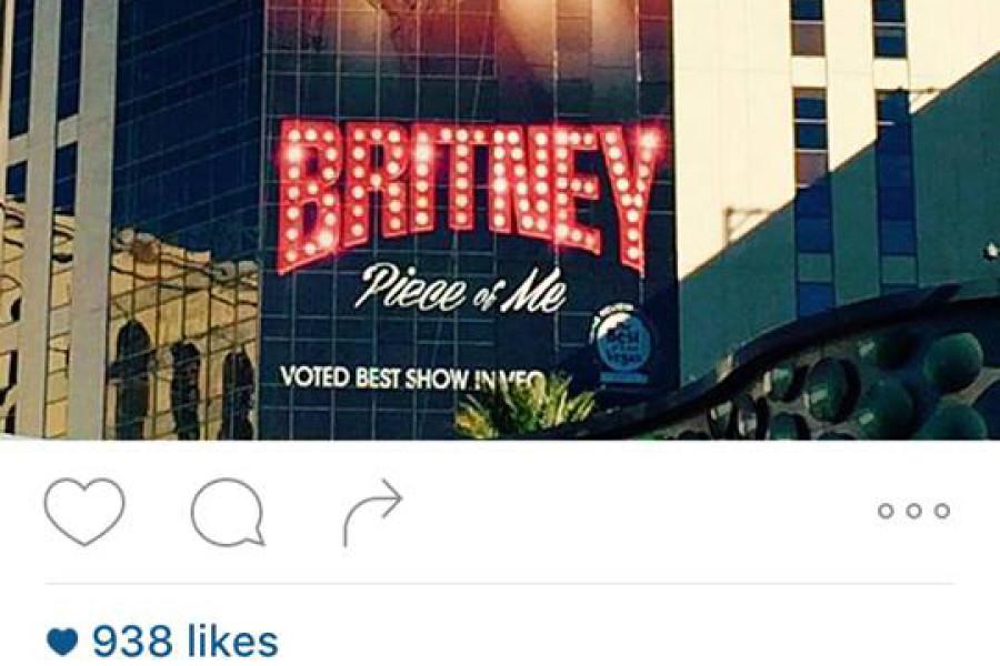 Britney conferma il nuovo POM