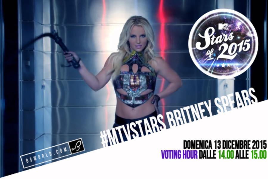 #MTVStars Britney Spears