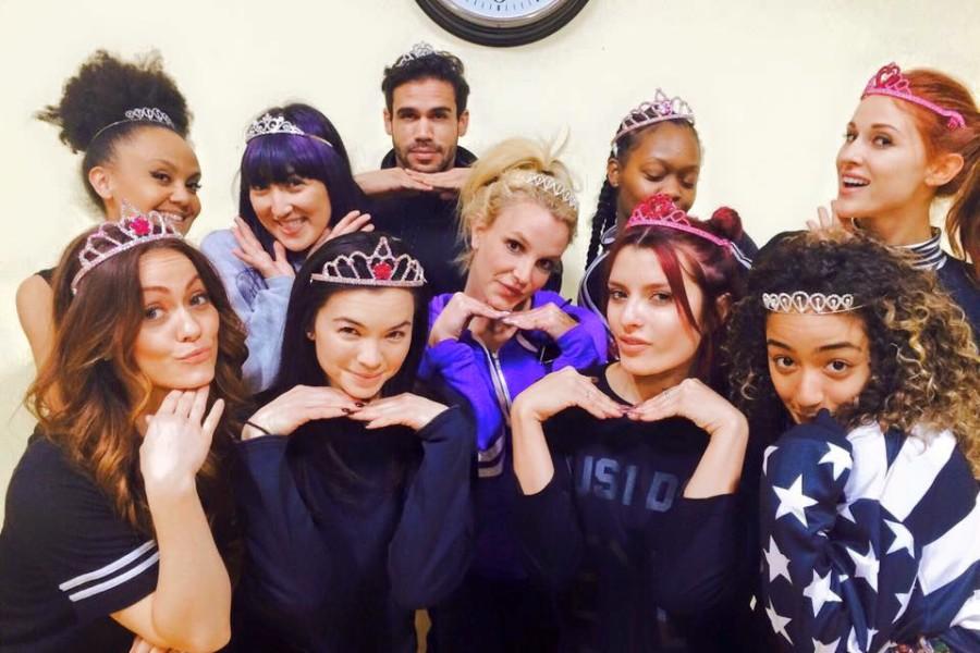 Prove (e tiare) per Britney!