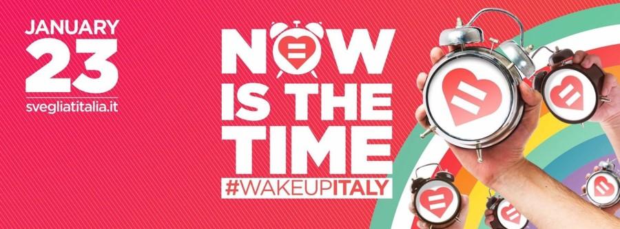 #WakeUpItaly