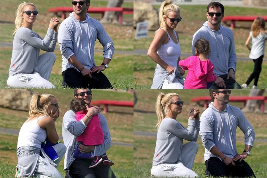 24 Gennaio | Britney al parco