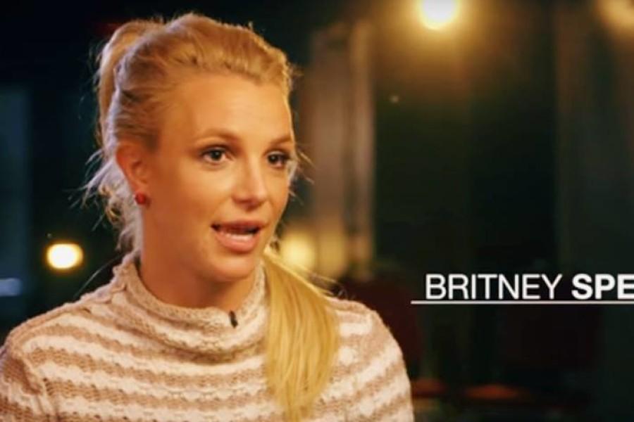 Britney nel documentario di Martin