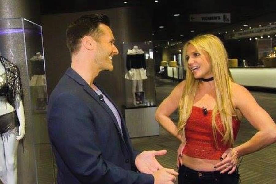 L'intervista per FOX5…