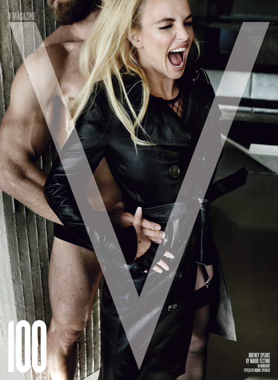 V Magazine (HQ Scans)