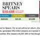 Il 2015 di Britney Spears