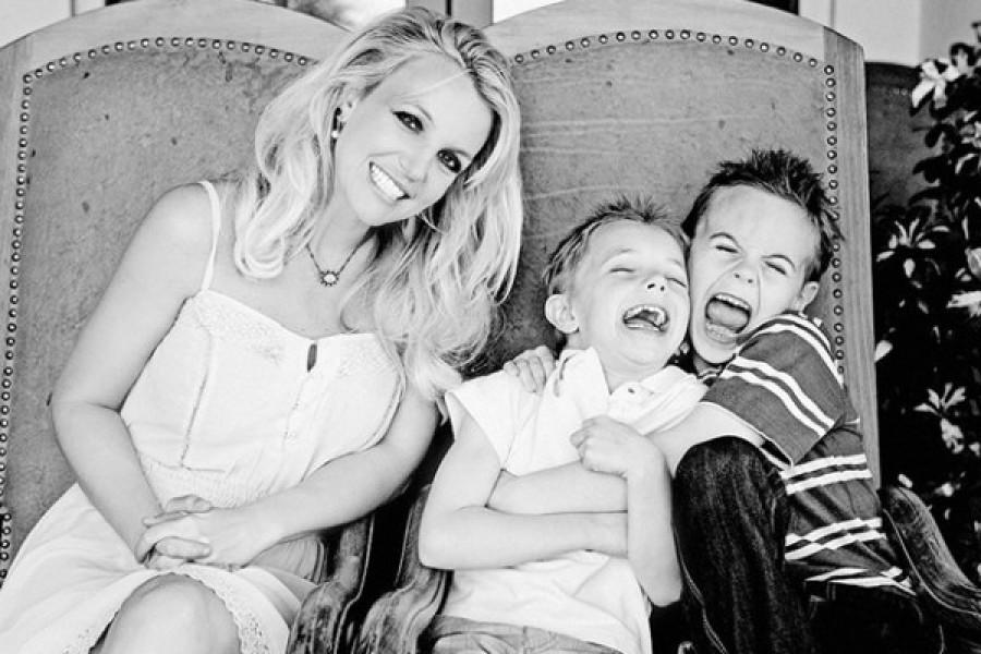 Britney e la lettera ai suoi figli