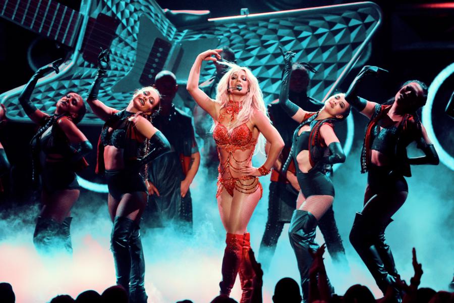 Editoriale: Il trionfo di Britney ai BBMAs