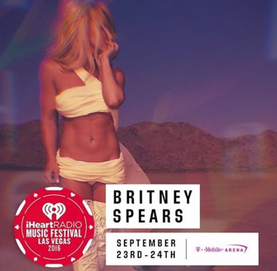 Britney @ iHeart Music Festival