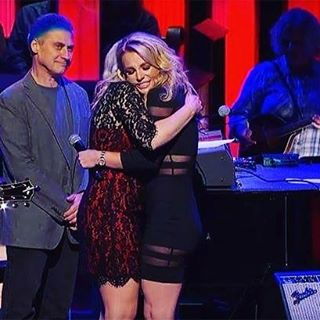 regram britneybeat Introducing Jamie Lynn at The Opry ?? britneyhellip